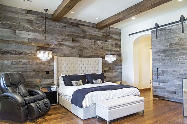 اتاق خواب روستیک