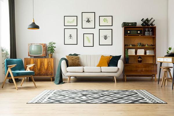عکس دکوراسیون منزل به سبک مینیمال